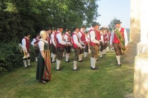 Laurenzifest am Saazkogel